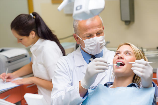 Three Reasons You Should See a Dentist